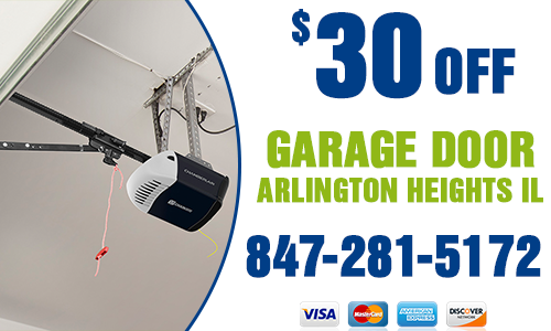 Garage Door Arlington Heights IL Coupon