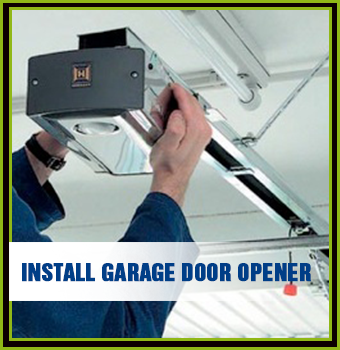install garage door opener arlington heights il