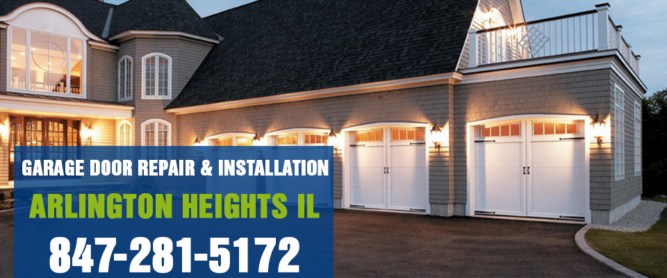 residential garage doors arlington heights il